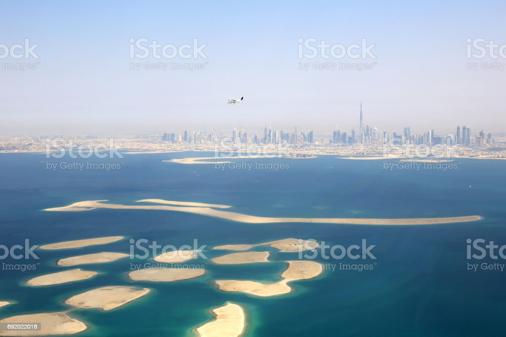 Dubai the world islands island burj khalifa aerial view photography dubai the world islands island burj khalifa aerial view photography royalty free stock photo gumiabroncs Image collections