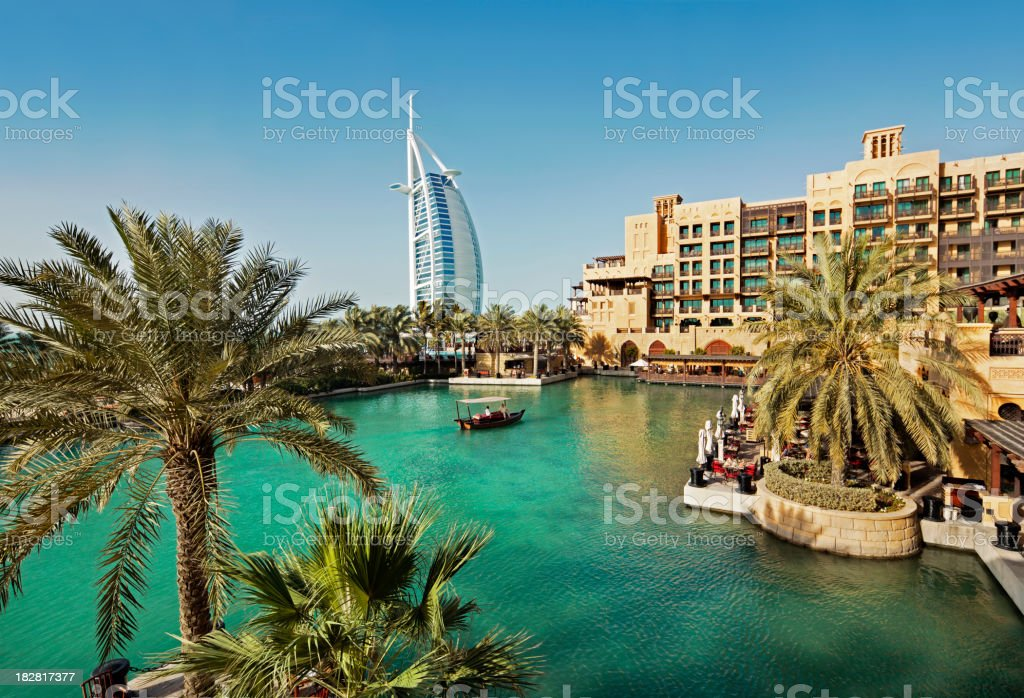 Dubai, United Arab Emirates stock photo