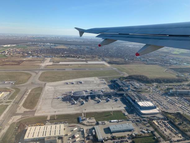 Flughafen Dublin – Foto