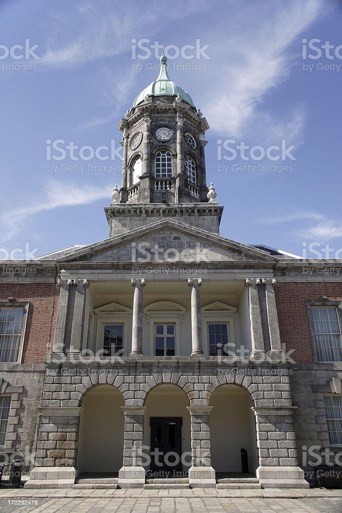 Dublin Castle Ireland royalty-free stock photo