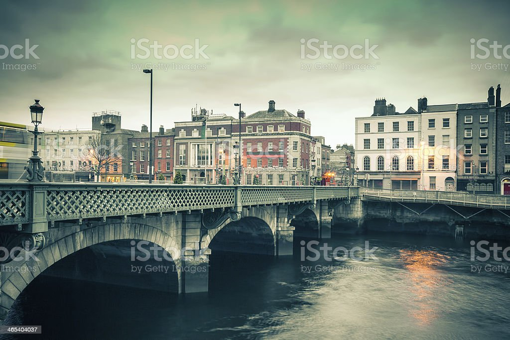 Dublin Ireland stock photo