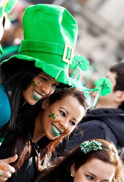 Dublin on St. Patrick's Day