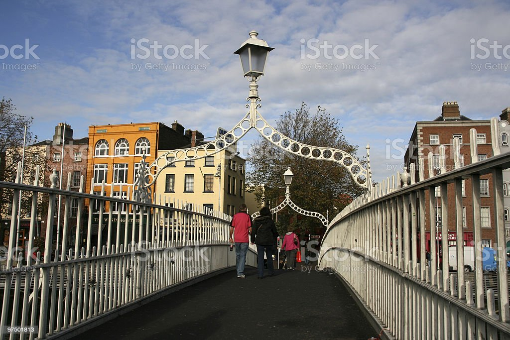 Dublin stock photo