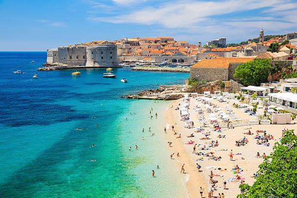 Dubrovnik, Kroatien – Foto