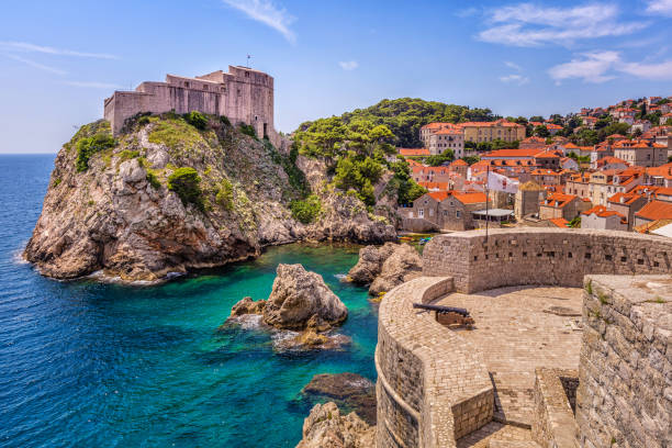 Dubrovnik, Croatia Dubrovnik, Croatia croatian culture stock pictures, royalty-free photos & images