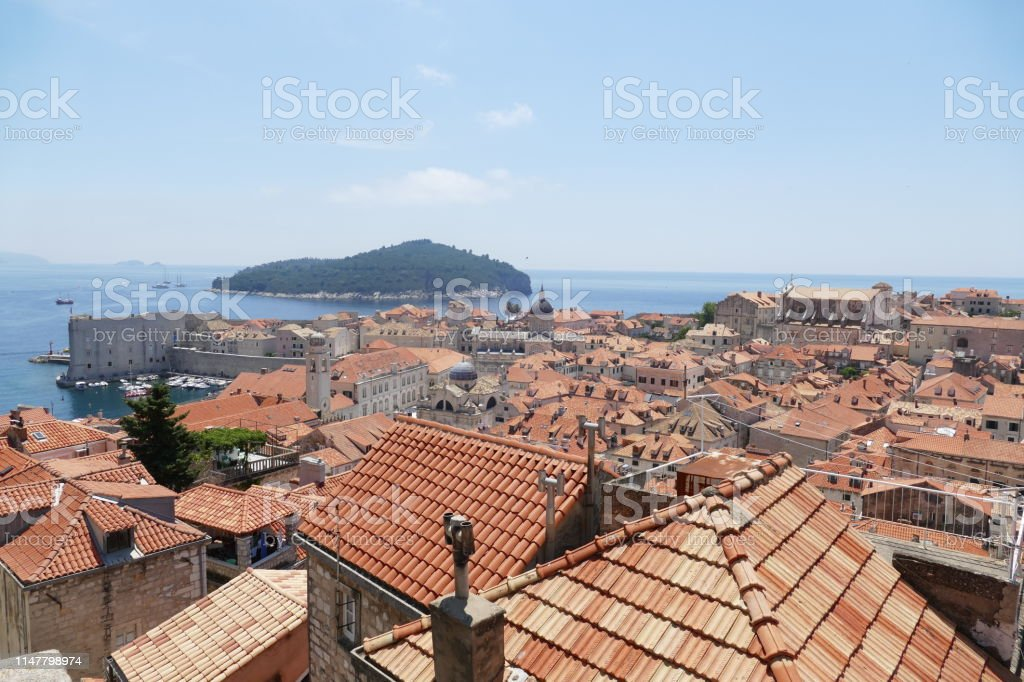 Dubrovnik In Kroatia Stockfoto und mehr Bilder von