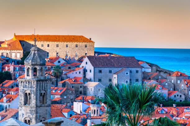Dubrovnik Altstadt Architektur. – Foto