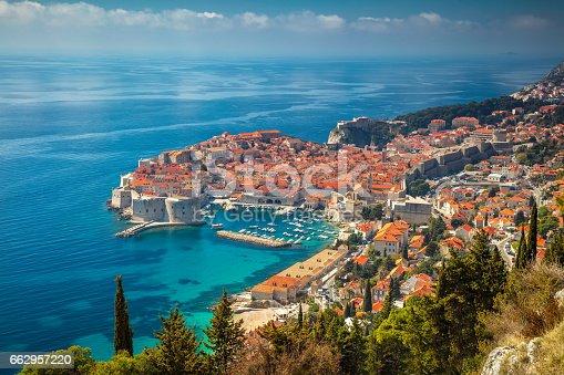 istock Dubrovnik. 662957220