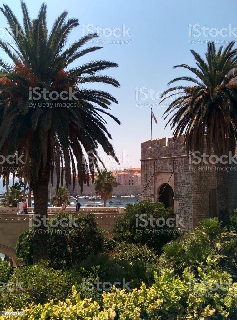 Dubrovnik zbiór zdjęć royalty-free