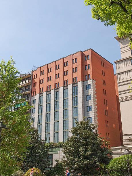 hotel duca di milano - hotel mailand stock-fotos und bilder