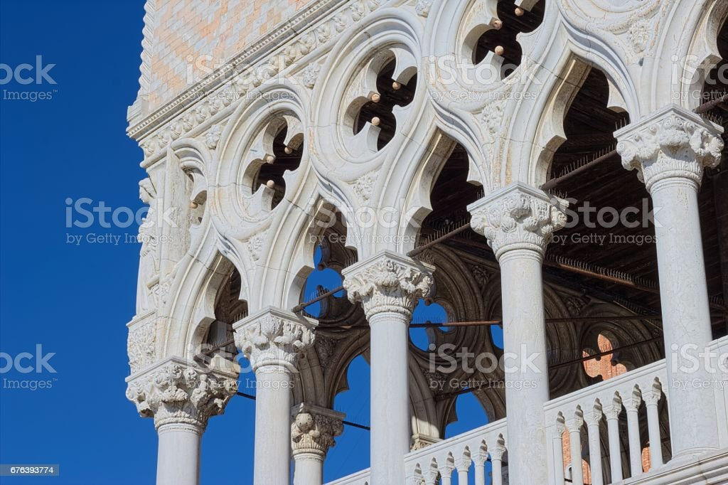 Ducale Palace (Venice) stock photo