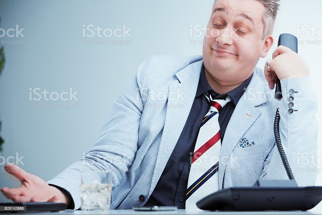 dude I really don't care about your problem stock photo