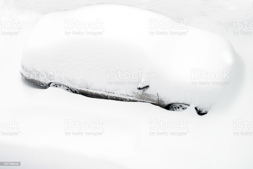 Dude, where is my car? stock photo