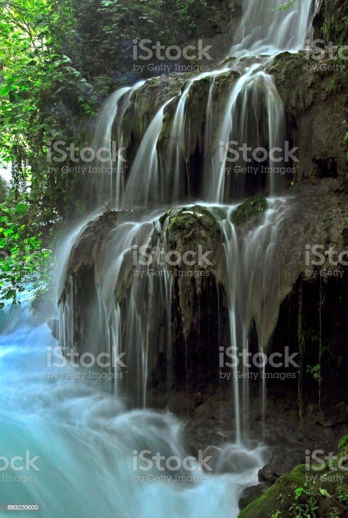 Duden 瀑布 免版稅 stock photo