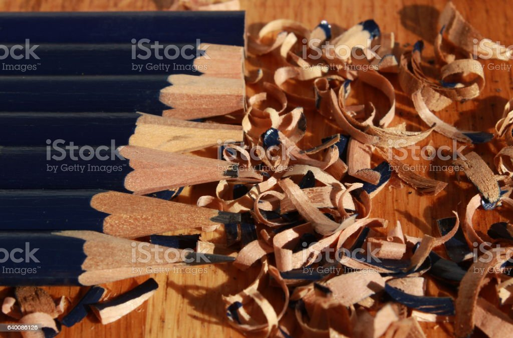 dull to sharpness stock photo