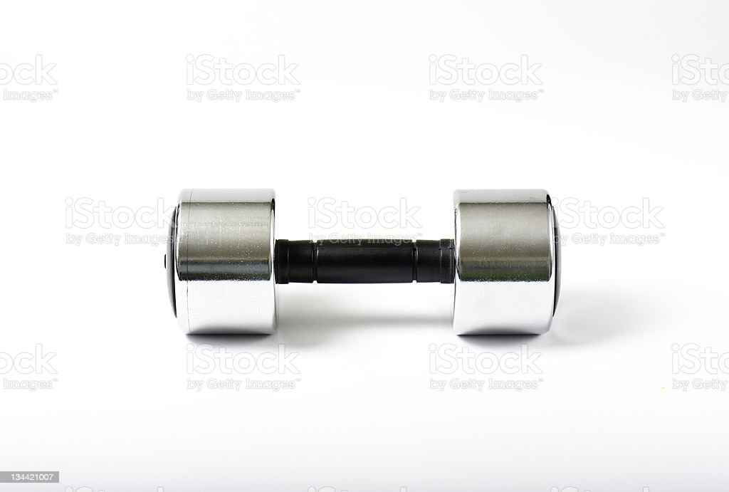 Dumbbell Heavy Weight royalty-free stock photo