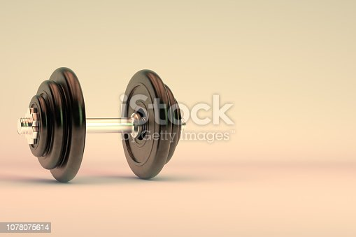 Dumbbell, Empty, Gym, Health, Sport, Fitness,Healthy Lifestyle