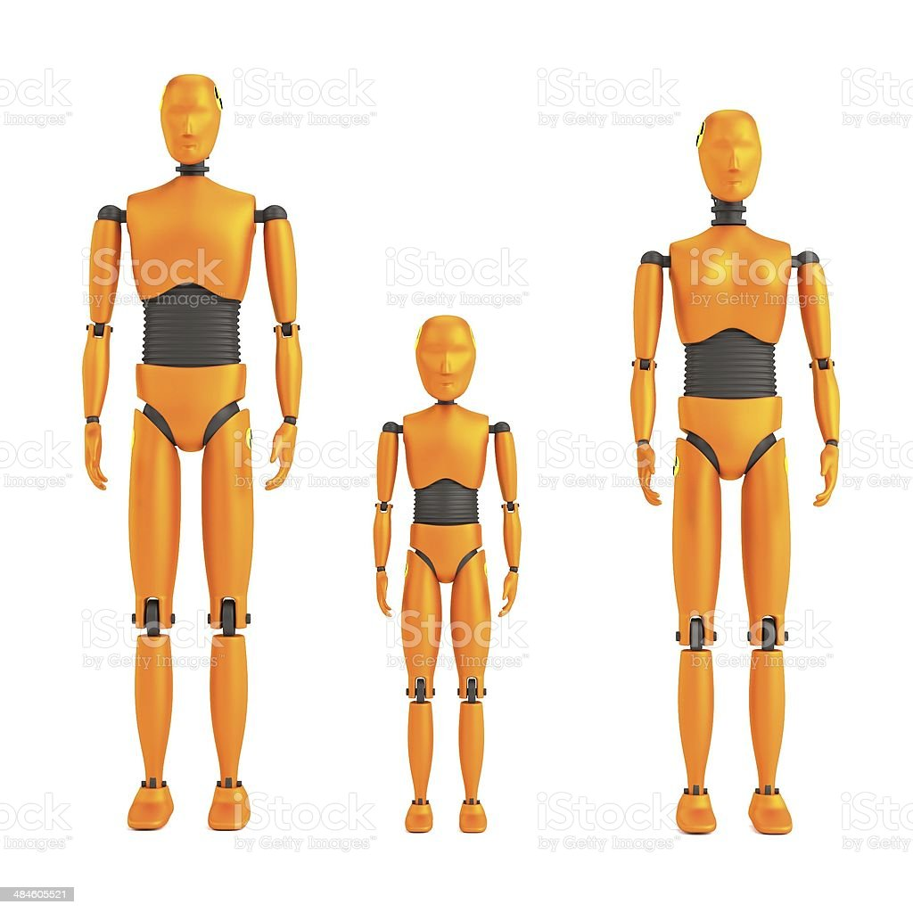 dummies stock photo