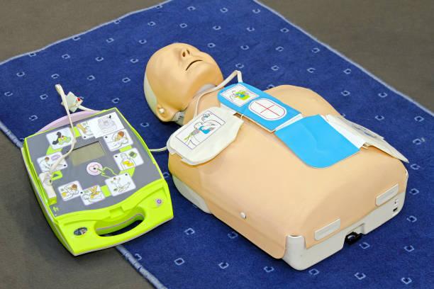AED dummy foto