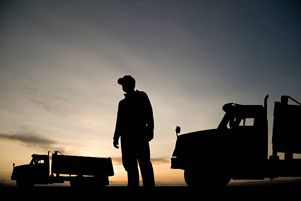 Dump Truck Driver – Foto