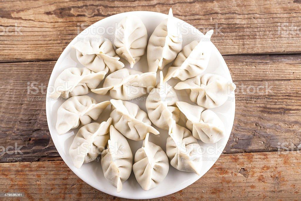 dumpling royalty-free stock photo