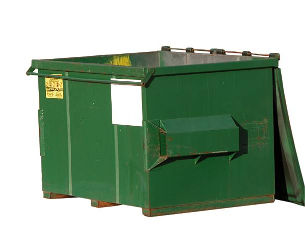 dumpster - garbage bin stock photos and pictures