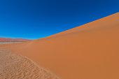 istock Dune 45 desert landscape, sossusvlei namibia 1223932266