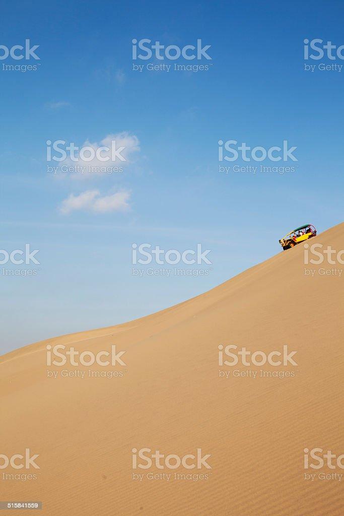Dune Buggy stock photo