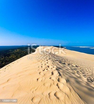 istock Dune of Pyla 1205511080