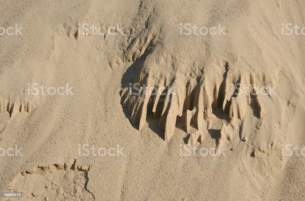 Dune royalty-free stock photo