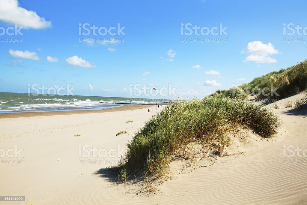 Dunes and beach foto