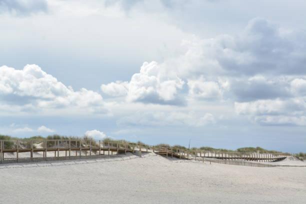 Dunas en Portugal - foto de stock