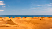 Dunes of maspalomas - Canary Islands, Spain