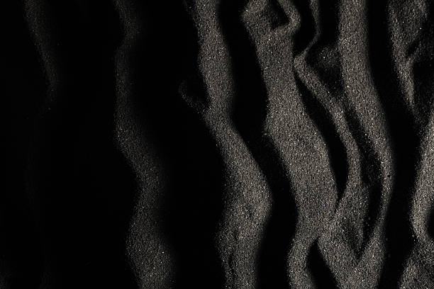 Dunes black sand dunes black sand stock pictures, royalty-free photos & images