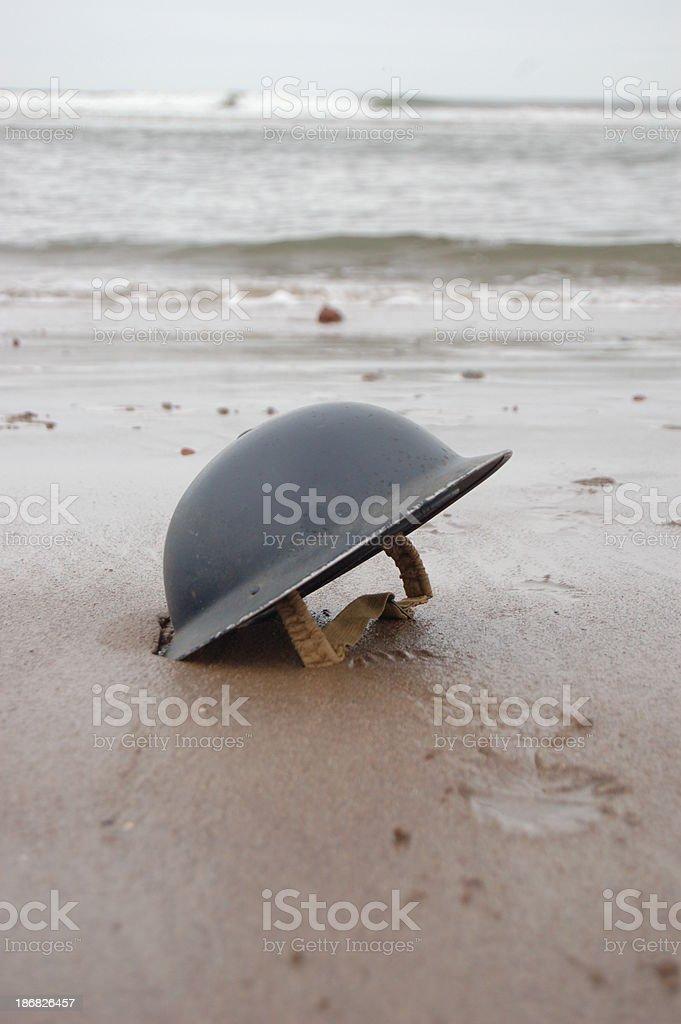 Dunkirk Beach. stock photo