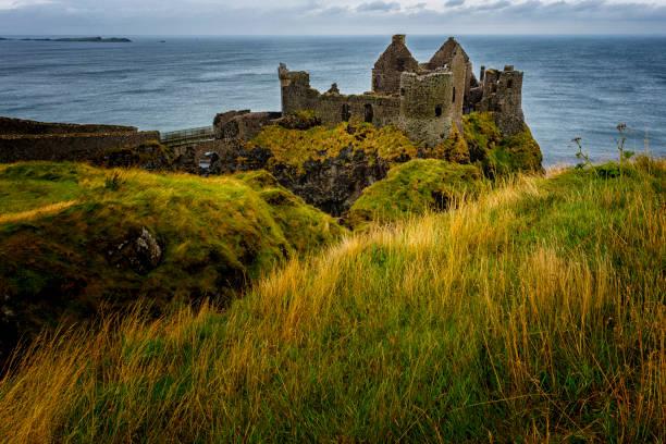 Dunluce Kaste in Nordirland – Foto