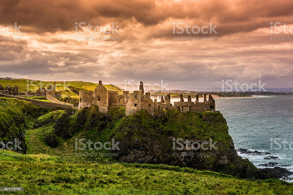 Château de Dunluce - Photo