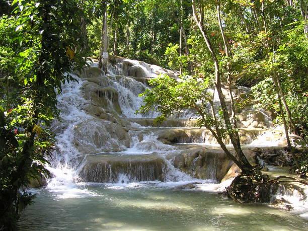 Dunns River Falls-Jamaika – Foto