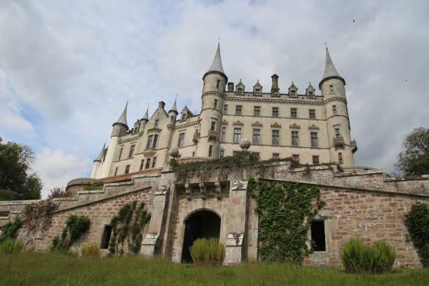 Dunrobin Castle-Schottland – Foto