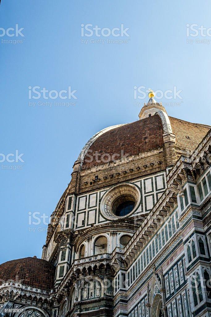 duomo di firenze italian renaissance architecture stock image stock