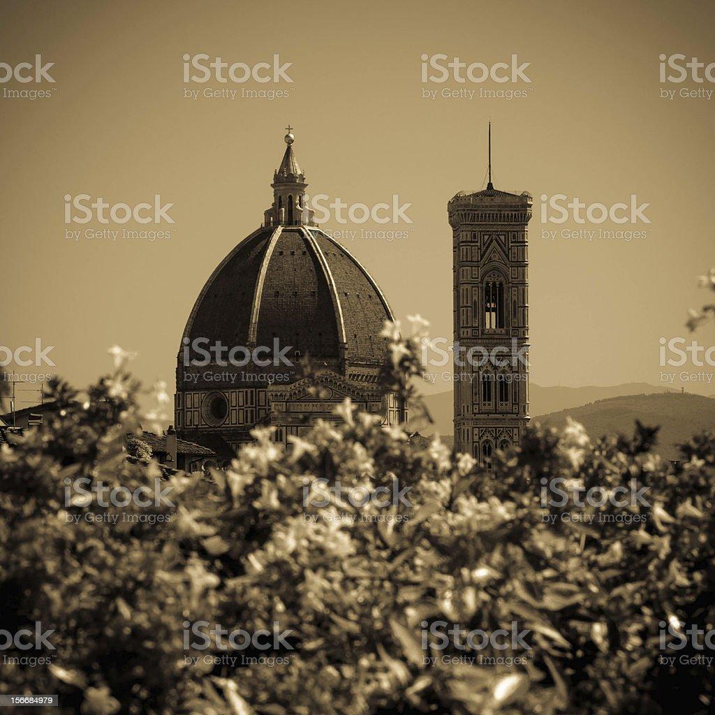 Duomo di Firenze royalty-free stock photo