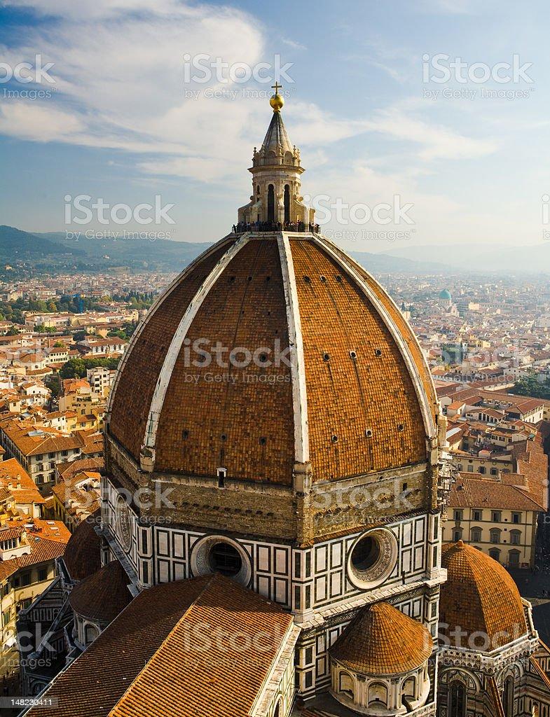 Duomo Florence Italy royalty-free stock photo