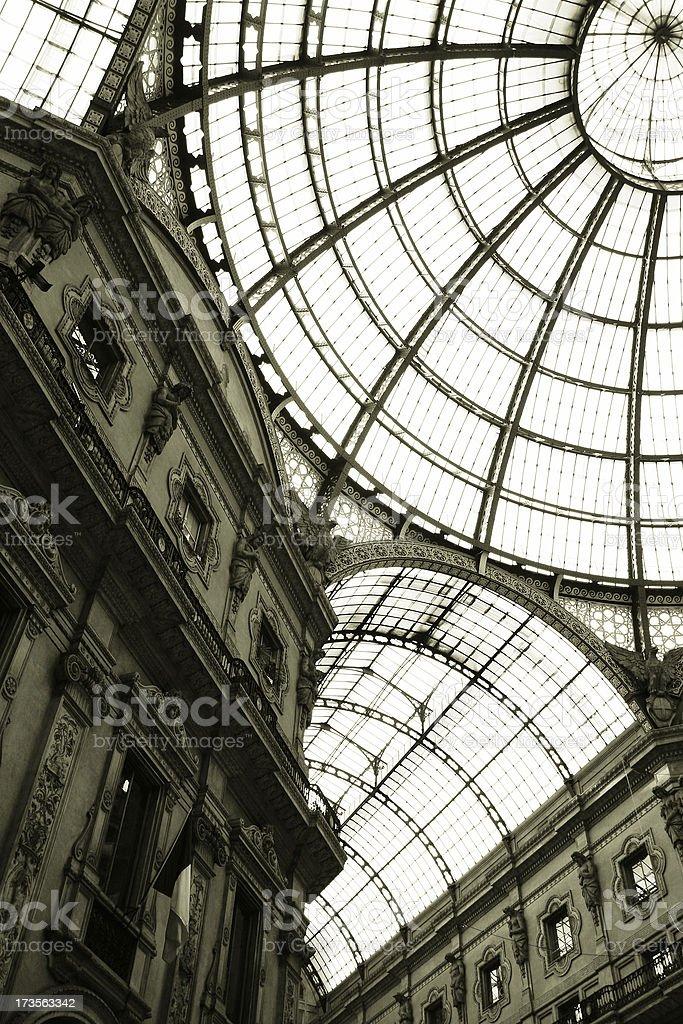 Duomo, Milan royalty-free stock photo
