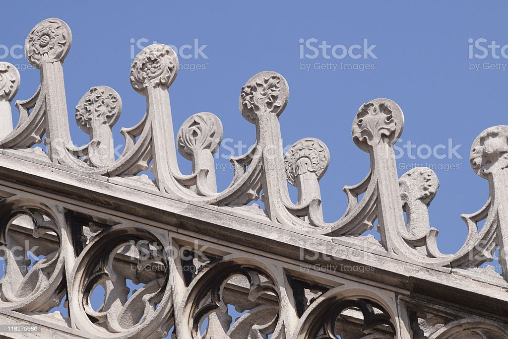 Duomo of Milan, Cathedral - Lombardia, Italy royalty-free stock photo