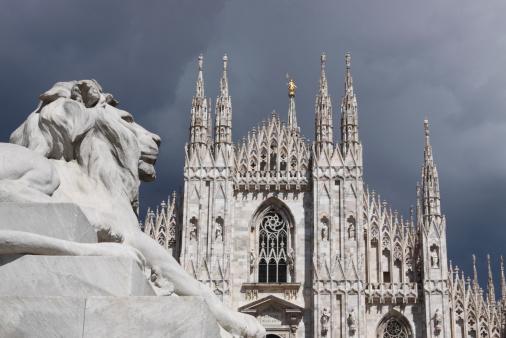 Duomo Of Milan Stock Photo - Download Image Now