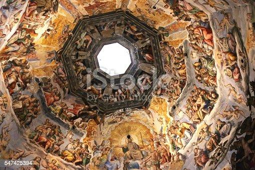 istock Duomo Santa Maria Del Fiore Church-Dome 547425394