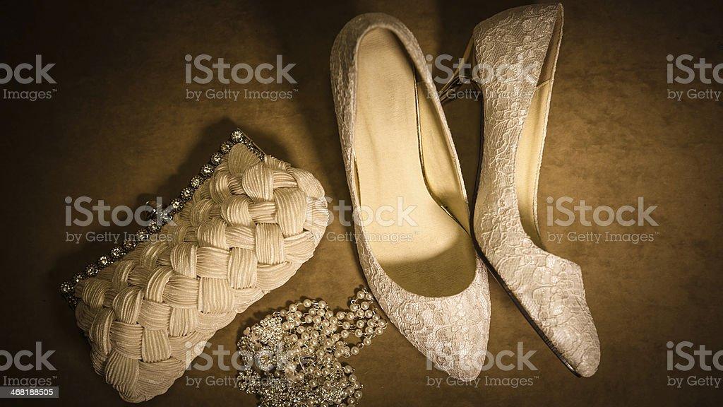 Duotone Luxury Accessories stock photo
