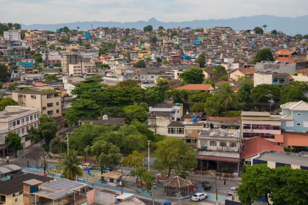 Duque de Caxias City, Part of Rio de Janeiro stock photo