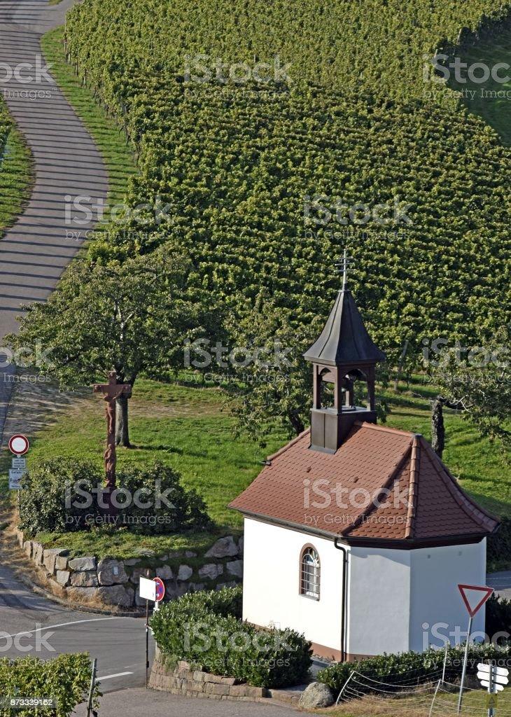 Durbach chapel stock photo