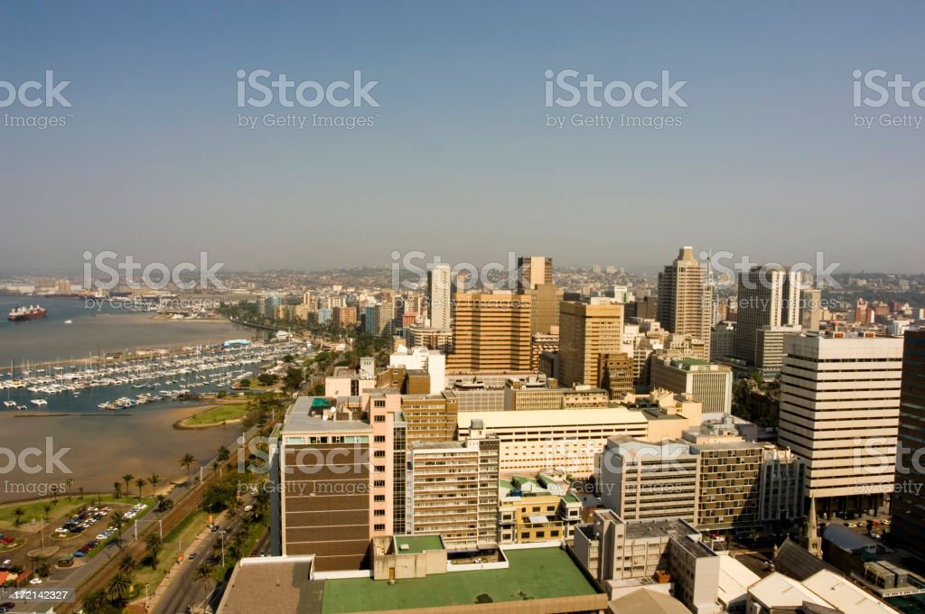 Durban stock photo